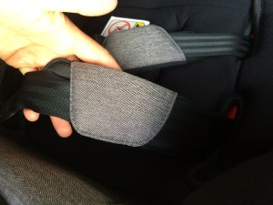 GnG harness pad