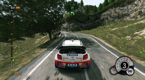 WRC 5 PlayStation 4 review