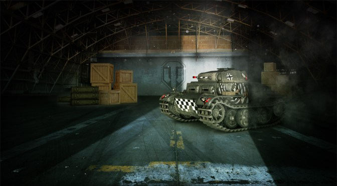 World of Tanks comes to PlayStation 4