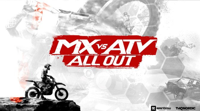 MX vs ATV All Out PlayStation 4 Pro review
