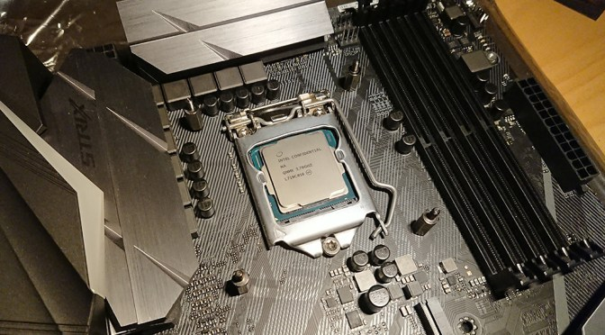 Hands-on review: Intel Core i7-8700K