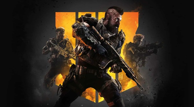 Call of Duty Black Ops IIII PS4 review