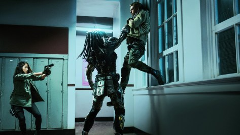 The Predator Blu-Ray review