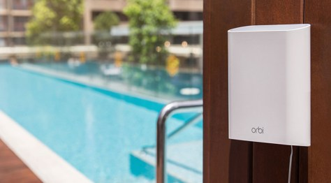 Netgear Orbi Outdoor Wi-Fi Mesh Extender review
