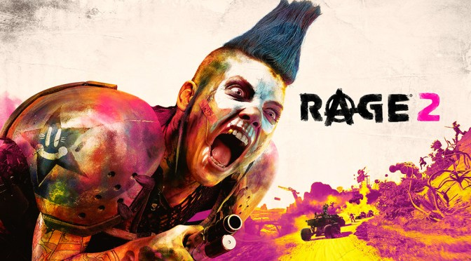 Rage 2 PC Review