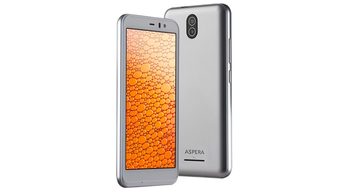 Aspera Mobile launches the Jazz 2, a dual-SIM, budget smartphone