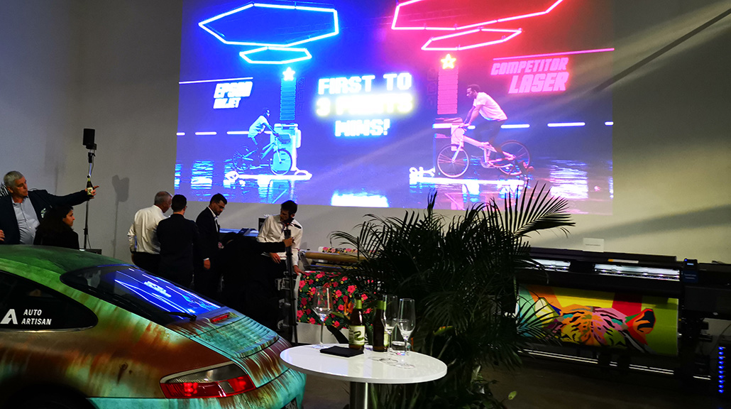 Epson Sydney launch focuses on productivity and efficiency