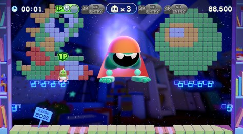 Bubble Bobble 4 Friends Nintendo Switch review