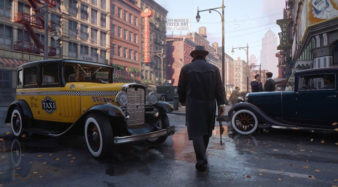 2K reveals Mafia: Definitive Edition gameplay