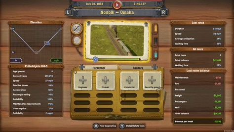 Railway Empire Switch review