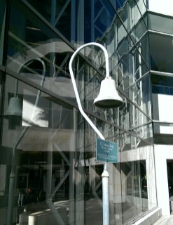 Bell at John Wayne Airport