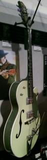 Gretsch in 2-Tone Green