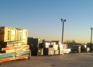 NAMM Show 2015 Storage