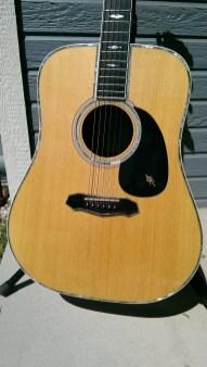 1992 Alvarez-Yairi DY90