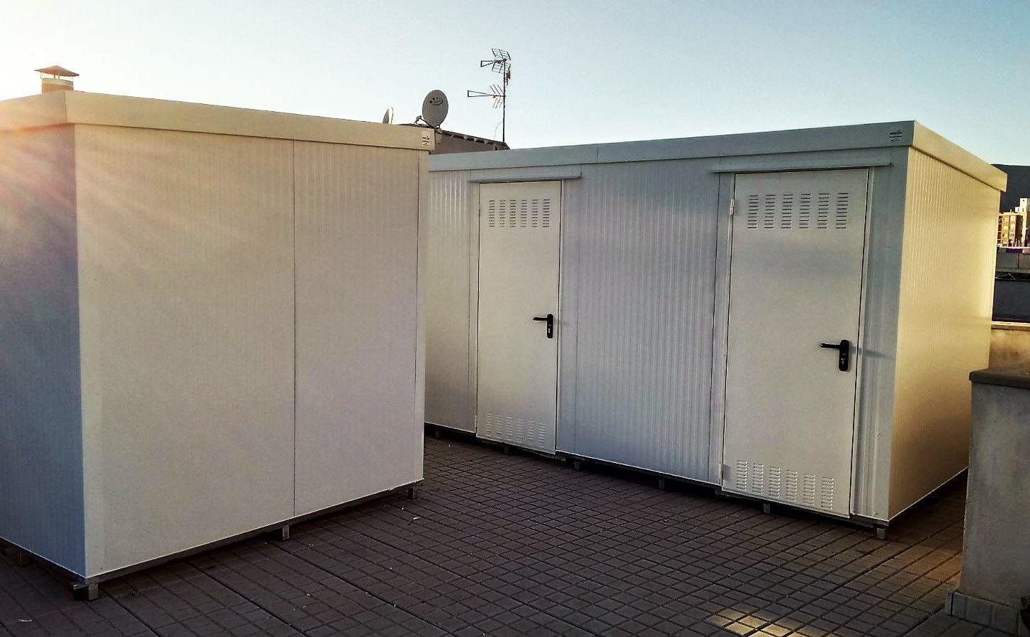 Trasteros modulares archives trasteros y garajes vicenber for Trasteros prefabricados precios
