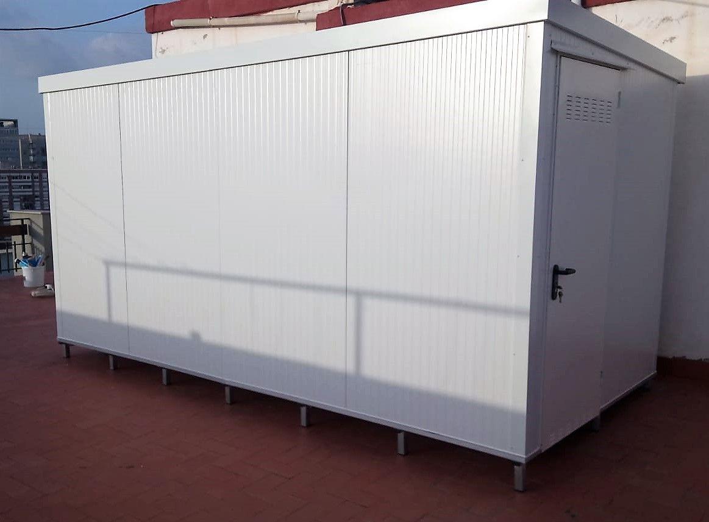 Módulos Prefabricados en Murcia