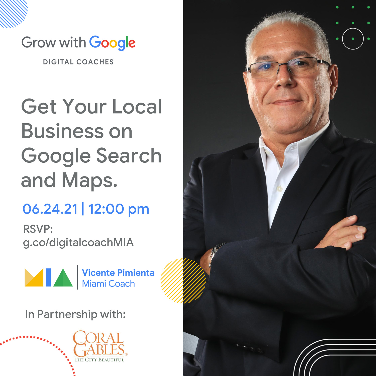 It's time to put your business on Google Maps