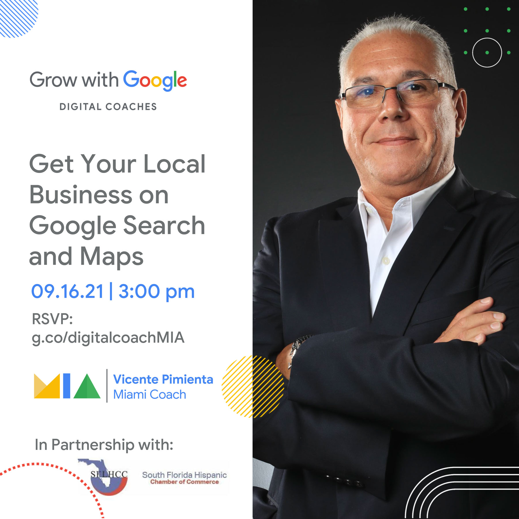 Put your business on Google Maps for Free