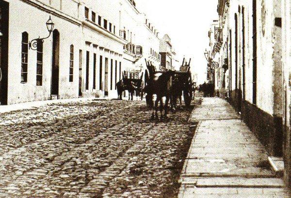 Lugares históricos del barrio de San Telmo (5/6)