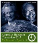 Council of Australian Humanist Societies Annual Convention 2017 flyer