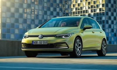 o VW Golf de oitava geração foi apresentado oficialmente se destacando pela linha eletrificada pela o sistema de direção semiautônomo.