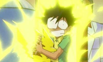 O primeiro episódio da nova série de Pokémon seguiu o jovem Pichu
