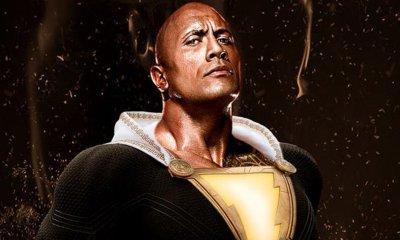"""O filme do Adão Negro tem previsão para lançar em dezembro de 2021, segundo Dwayne """"The Rock"""" Johnson."""