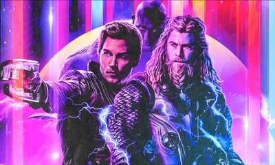 """Atriz de Nebulosa disse que já leu o roteiro de Guardiões da Galáxia e afirma que o roteiro está incrível, """"Sem Gunn, não seria assim"""" disse."""
