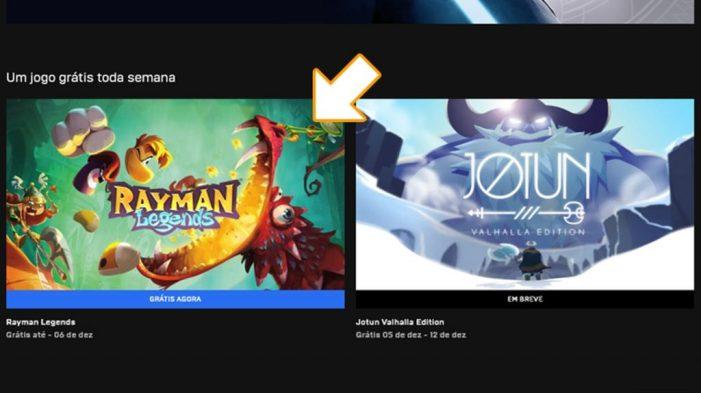 promo Rayman Legends