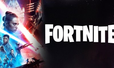 Fortnite X Star Wars Evento