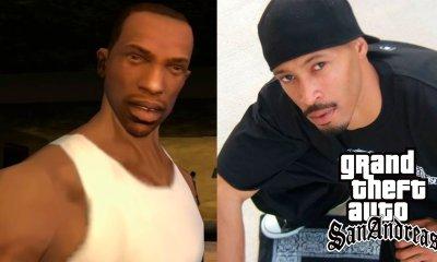 Young Maylay, CJ de GTA San Andreas ficou irritado após alguns sites noticiaram que ele poderia retornar para dar vida ao Carl Johnson.