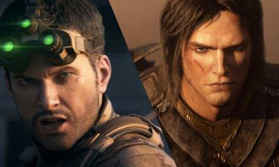 Novo Prince of Persia e Novo Splinter Cell