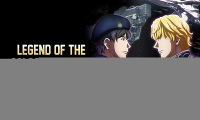 O site oficial da adaptação para anime dos romances de ficção-cientifica, Legend of the Galactic Heroes, divulgou a data da segunda temporada do anime.