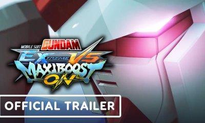 Foi lançado no canal oficial do youtube, o trailer da versão de PS4 de Mobile Suit Gundam: Extreme vs. Maxiboost ON, que sairá ainda em 2020.