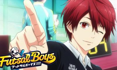 O site oficial do projeto multimídia de Futsal Boys !!!!!, revelou um PV do anime, assim como, mais membros do elenco e imagens promocionais.