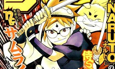 A Weekly Shonen Jump anunciou que Samurai 8 será finalizado no seu próximo capítulo, na edição 17 da revista, por falta de publico.