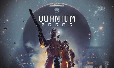Quantum Error é um game de terror e ação em primeira pessoa que, embora ainda não tenha uma data de lançamento oficial, ainda deve sair no final do ano.