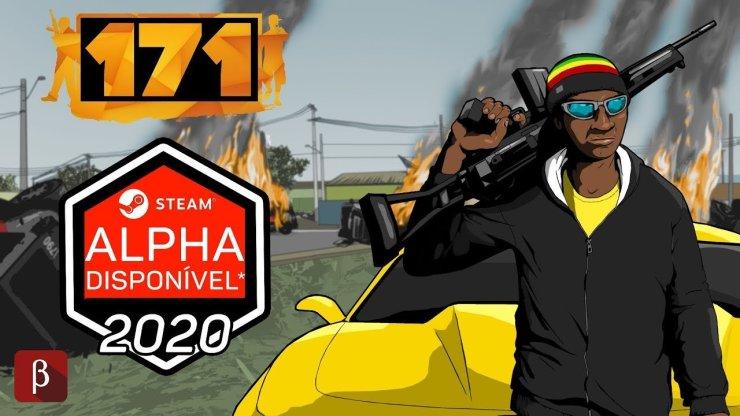 A 2º campanha para a nova alpha de 171 foi um sucesso, em poucos dias bateu as metas e ultrapassou mais de R $100.000 em doações.