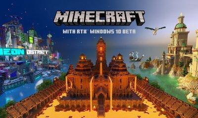 O Minecraft Nvidia RT que traz uma incrível atualização visual para o jogo de blocos, já está disponível na versão de beta aberta.