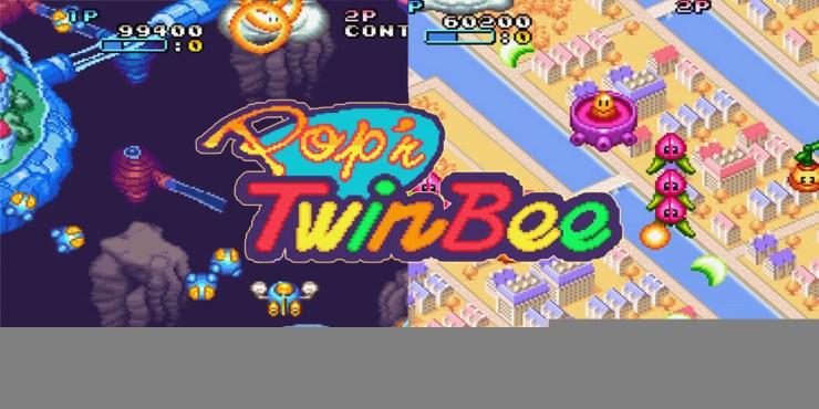Pop'n TwinBee é um dos jogos grátis do SNES que está disponível para Nintendo Switch.
