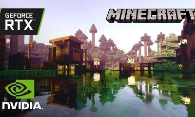Falta pouco para os fãs de Minecraft terem acesso à experiência com RTX, atualização que deixará o jogo mais bonito com sombras realistas, luzes e cores vibrantes.
