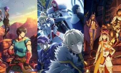 A Aniplex of America começou a exibir um trailer para o primeiro filme da franquia Fate/Grand Orderm, e também para a proxima temporada do anime.