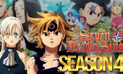 O comité de produção de Nanatsu no Taizai 4: Fundo no Shinpan, anunciou que devido ao surto de Covid-19 a estreia da série anime foi adiada.