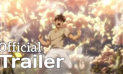 Attack on Titan terá um filme de compilação das três primeiras temporadas. O longa intítulado Shingeki No Kyojin: Chronicle chegará neste verão.