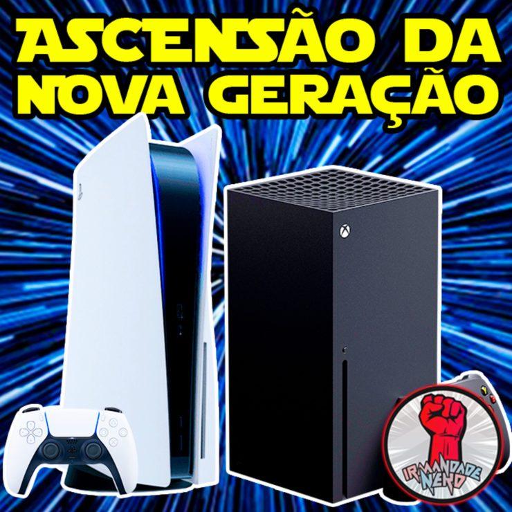 Revelação do PlayStation 5 e Novos Jogos – A Ascensão da Nova Geração, Ep. 3