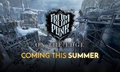"""Frostpunk: On The Edge é o título destinado ao que antes era conhecido como """"Projeto TVADGYCGJR"""", uma nova expansão para o game."""