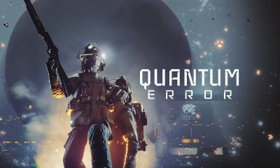 Foi confirmFoi confirmado a presença de Quantum Error, no evento de games, Future Games Show que ocorrerá neste sábado 6 de junho. ado a presença de Quantum Error, no envento de games, Future Games Show que ocorerá neste sabado 6 de junho.