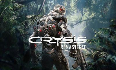 A estréia do trailer do jogo Crysis Remastered estava programada para ocorrer quarta, mas sua estreia foi adiada devido problemas tecnicos.