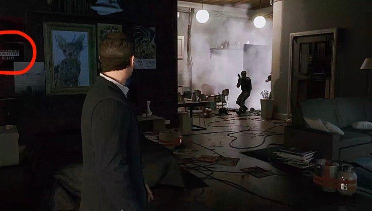 Outra imagem que mostra gameplay