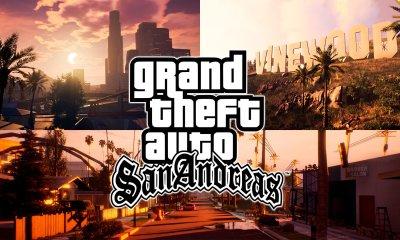 A Rockstar Games colocou um fim no projeto do Grand Theft Auto San Andreas na Unreal Engine 4 (UE4) depois do mesmo ganhar muito destaque.